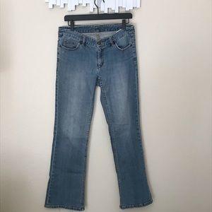 Michael kors denim blue jeans sz 8